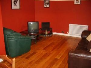 Lounge Hardwood floor